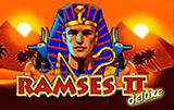 Новые игровые аппараты Рамзес II Делюкс