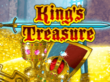 Автомат в Вулкан 24 Сокровища Короля