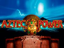 Сила Ацтеков – виртуальный игровой автомат онлайн от Новоматик