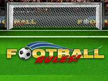 Football Rules! от Плейтек онлайн – игровой автомат