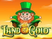 Страна Золота от Плейтек – виртуальный игровой автомат