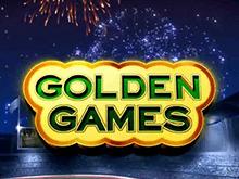 Golden Games - игровой автомат онлайн с выгодами