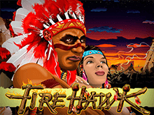 Fire Hawk - игровой онлайн-автомат с шансами на выигрыши