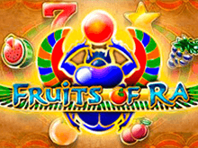 Fruits Of Ra - играть онлайн в демо-версию игрового автомата